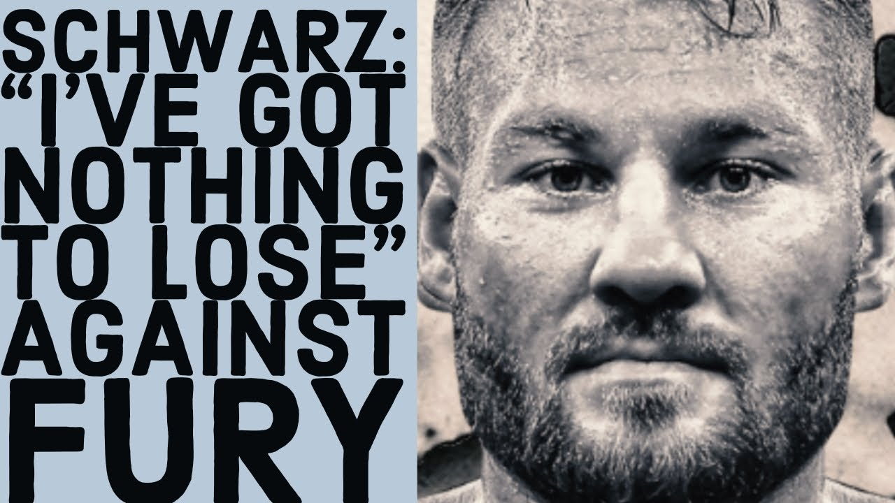 Tyson Fury warned he must take Tom Schwarz 'very seriously' or risk suffering same fate as Anthony Joshua