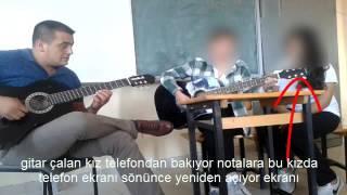 Koray Avcı (HOŞGELDİN) Gitar #1