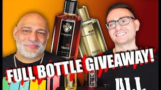 Mancera Red Tobacco & Sicily Review + FULL BOTTLE GIVEAWAY!