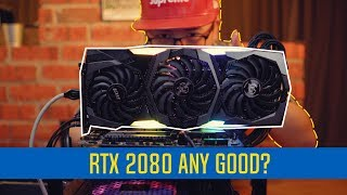MSI Geforce RTX 2080 Gaming X Trio Benchmarks & Review
