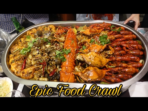 FwF Ep. 28 Epic Flushing Food Crawl