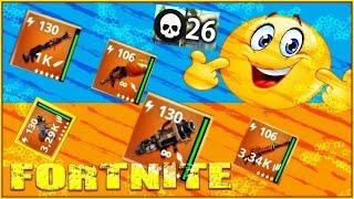 Fortnite RDW | 1 kill = 130 Müllkanone Battle Royale | Viel spaß | Fortnite Rette Die Welt