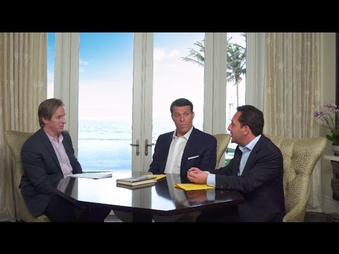 Find the right financial advisor by following the 3 C's   Tony Robbins Unshakeable [video 13 of 14]