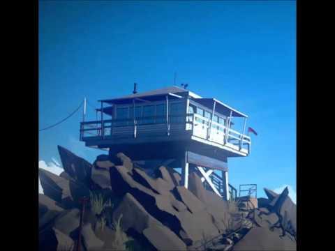 Firewatch: boom box song (Cheap Talk - Push Play) OST