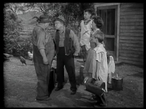 "Download Lassie -  Episode #7 - ""The Feud"" - Season 1, Ep 7 - 10/24/1954"