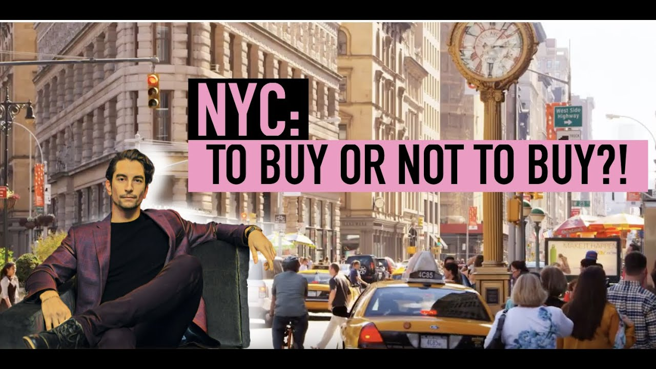 When to buy an apartment in New York City | A Minute With Michael #6