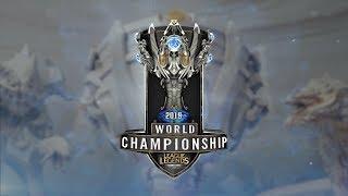 LoL Esports live stream on Youtube.com