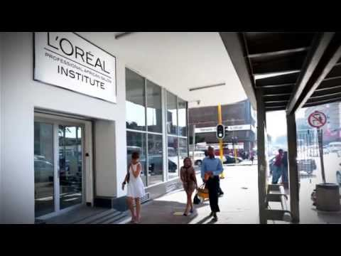 2014 L'Oréal Professional African Salon Institute Promo Video