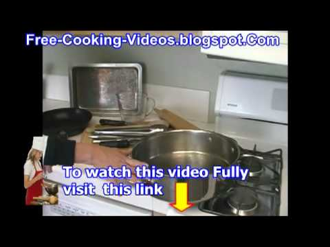 What the Equipments Needed to Cook Chicken Pot Pie