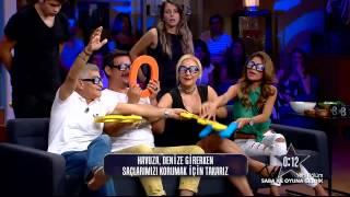 Saba ile Oyuna Geldik - Diz Beni Oyunu (1.Sezon 17.Bölüm)