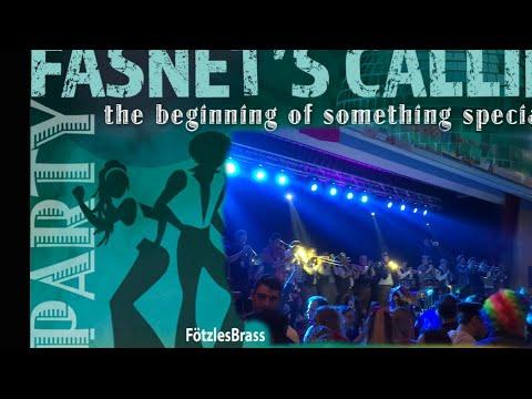 FASNET'S CALLING  PARTY in Horgenzell, FötzlesBrass live,12.Januar 2019