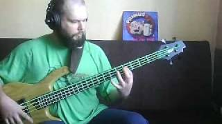 Primus - John The Fisherman [Suck On This live version] (bass cover)