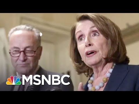 Did Chuck Schumer And Nancy Pelosi Roll President Donald Trump On DACA? | The Last Word | MSNBC