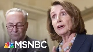 Did Chuck Schumer And Nancy Pelosi Roll President Donald Trump On DACA? | The Last Word | MSNBC