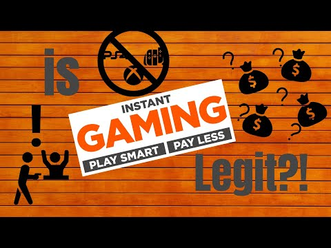 Is Instant Gaming Legit in 2020? - Instant Gaming Review
