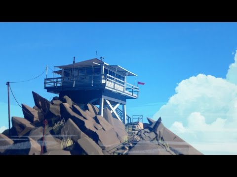 What It Is: Firewatch