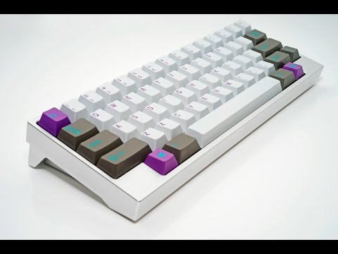 65g Lubed Purple Zealios Viper Typing Video