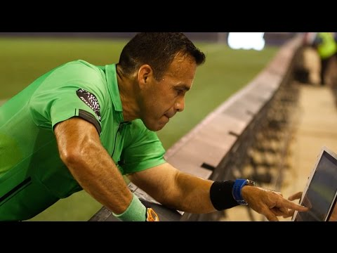 Video Assistant Referee Testing in USL