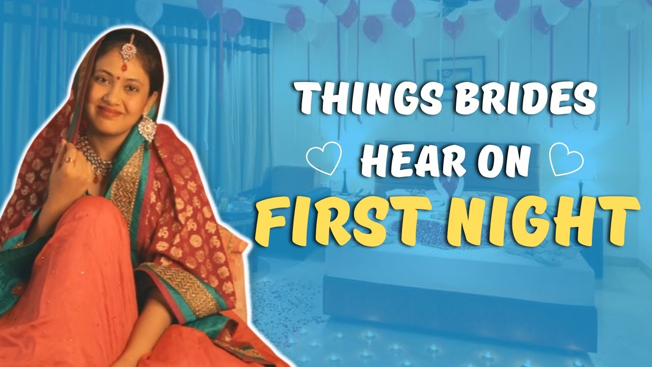 Weird Things Said To Bride On 1st Night // Captain Nick
