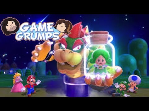 Game Grumps Super Mario 3D World Best Moments Part 1
