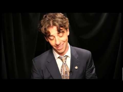 """Secrets of the 2012 Tony Award Nominees: Christian Borle of """"Peter and the Starcatcher"""" and """"Smash"""""""