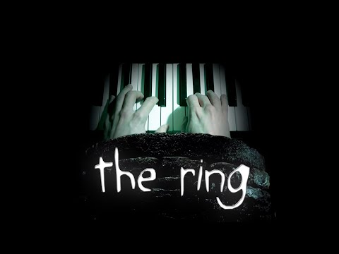 The Ring - The Well on Piano (Scary!) | Rhaeide