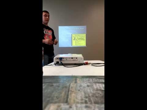 Group speech- Drexel high school