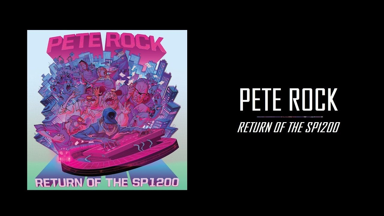 "Pete Rock - ""Return of the SP1200"" (Full Album Stream 