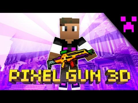 First Pixel Gun 3D Gameplay