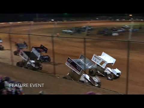 Carolina No Bull Sprint Series At Harris Speedway 9/30/17 Rutherfordton NC