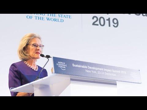 SDI 2019 - Schwab Foundation For Social Entrepreneurship Award Ceremony