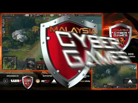 Malaysia Cyber Games 2015 - Part 4