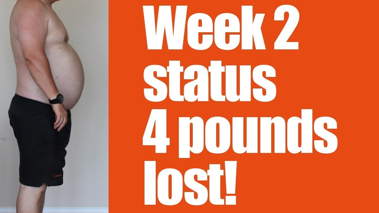 How I Lost 4 Pounds In 2 Weeks Without Eating Less