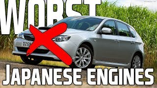 Top 5 Worst Japanese Engines Ever