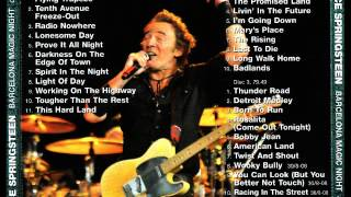 04. Lonesome Day (Bruce Springsteen - Live In Barcelona 7-20-2008)