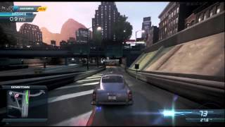 Need For Speed Most Wanted (2012) [Xbox 360]: 007 Special Part 1 (1965 Aston Martin DB5)