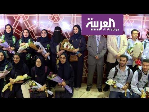 جيل سعودي علمي صاعد يحقق جوائز في مسابقة عالمية  - نشر قبل 22 دقيقة