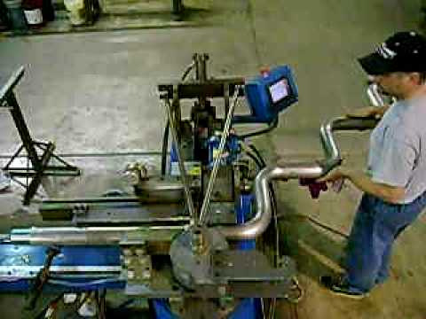 Baileigh Mb 350 Mandrel Tube Bender For Exhaust Tube