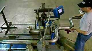 Baileigh MB-350 Mandrel Tube Bender for Exhaust, Tube Bending Machine