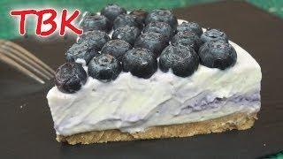 Blueberry Swirl Cheesecake Recipe - Titli's Busy Kitchen