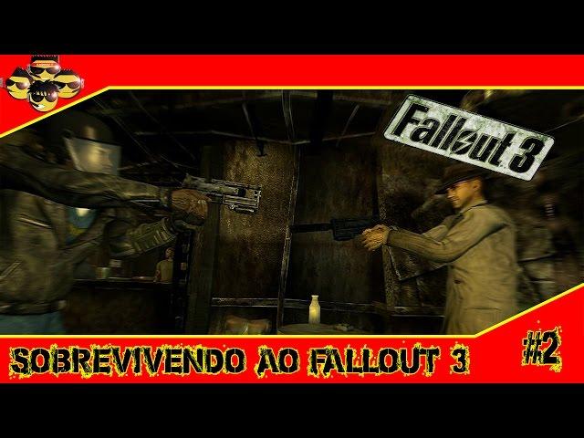 Sobrevivendo ao Fallout 3 #2 - Mataram o Xerife