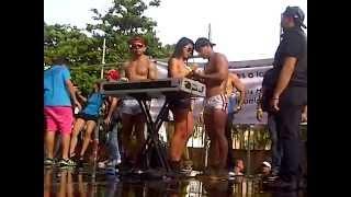 Djane Nany - Te Quiero Puta (Orgullo GLBT Valencia 2013)