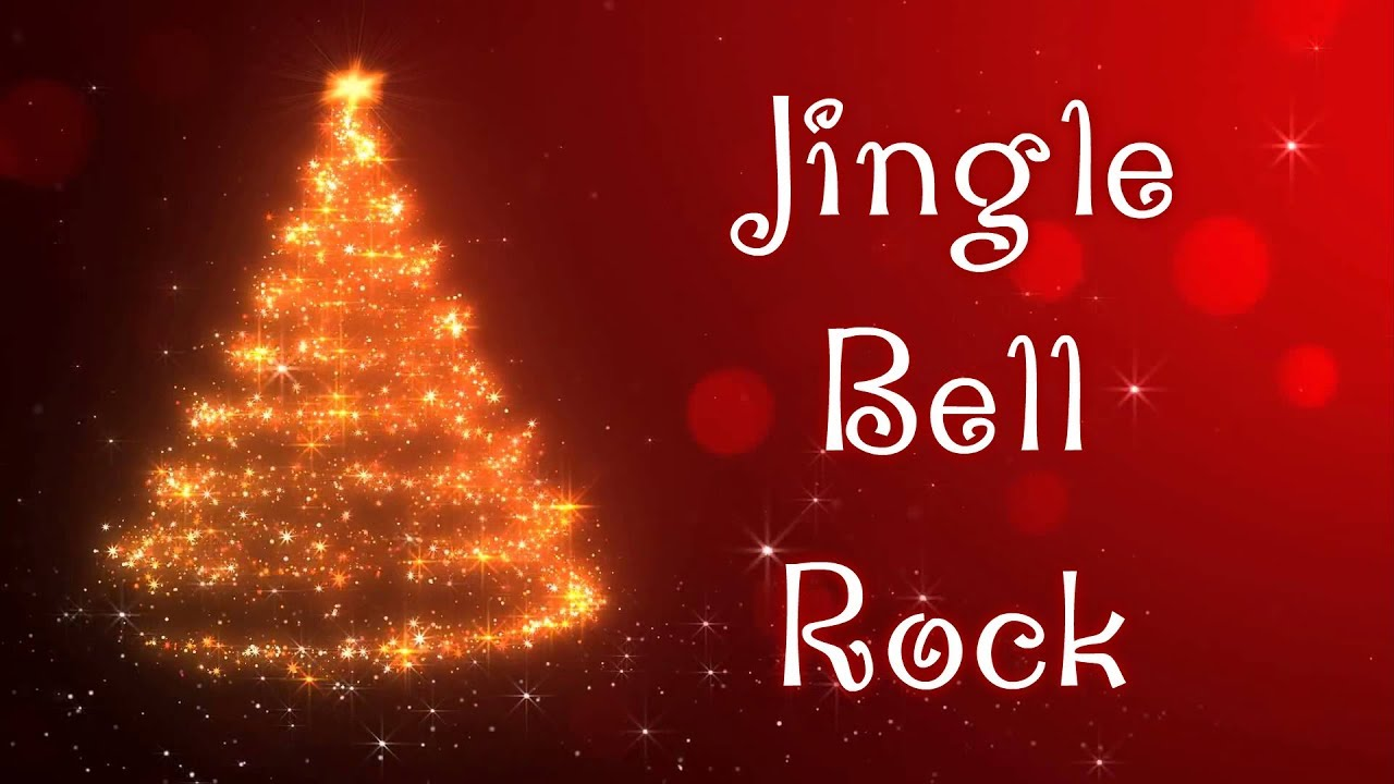 Bobby Helms - Jingle Bell Rock (Lyrics Song)
