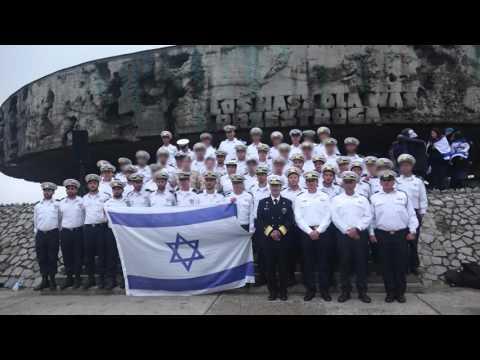 """צפו: """"עדים במדים"""" במסע מרגש על אדמת פולין"""