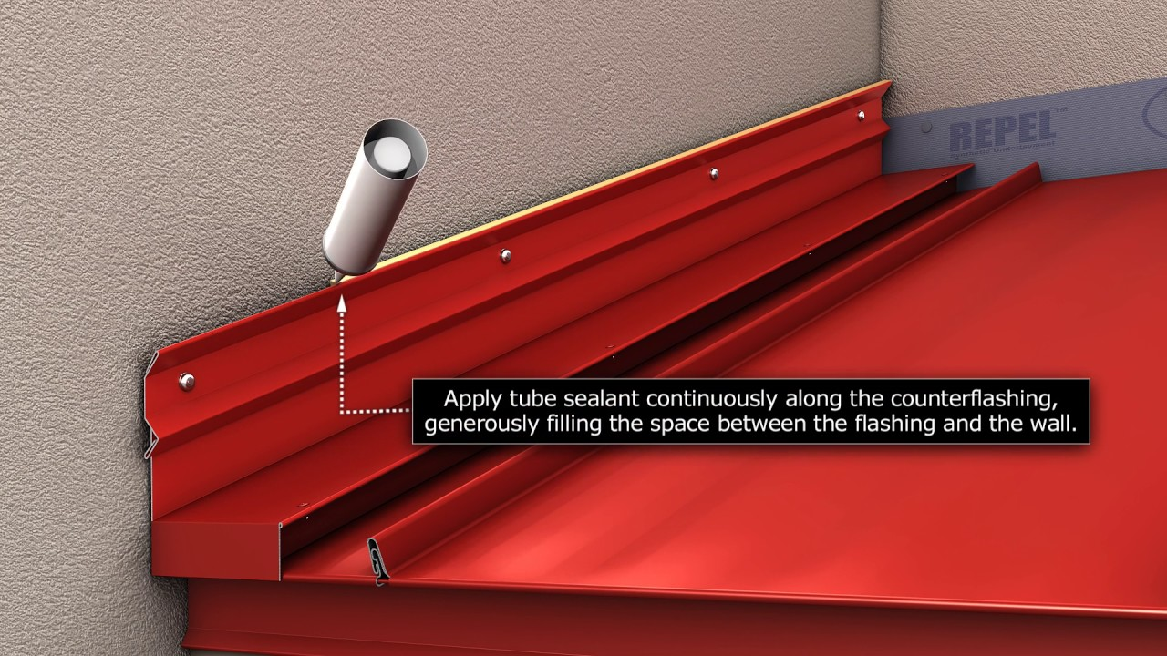 How To Install Standing Seam Metal Roofing Sidewall