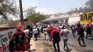 Normalistas de Ayotzinapa en Congreso de Guerrero, Abril,26-2015