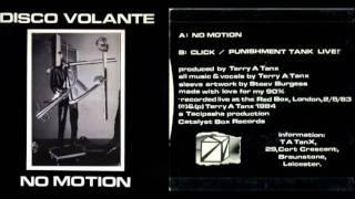 Disco Volante -- No Motion + Click 7