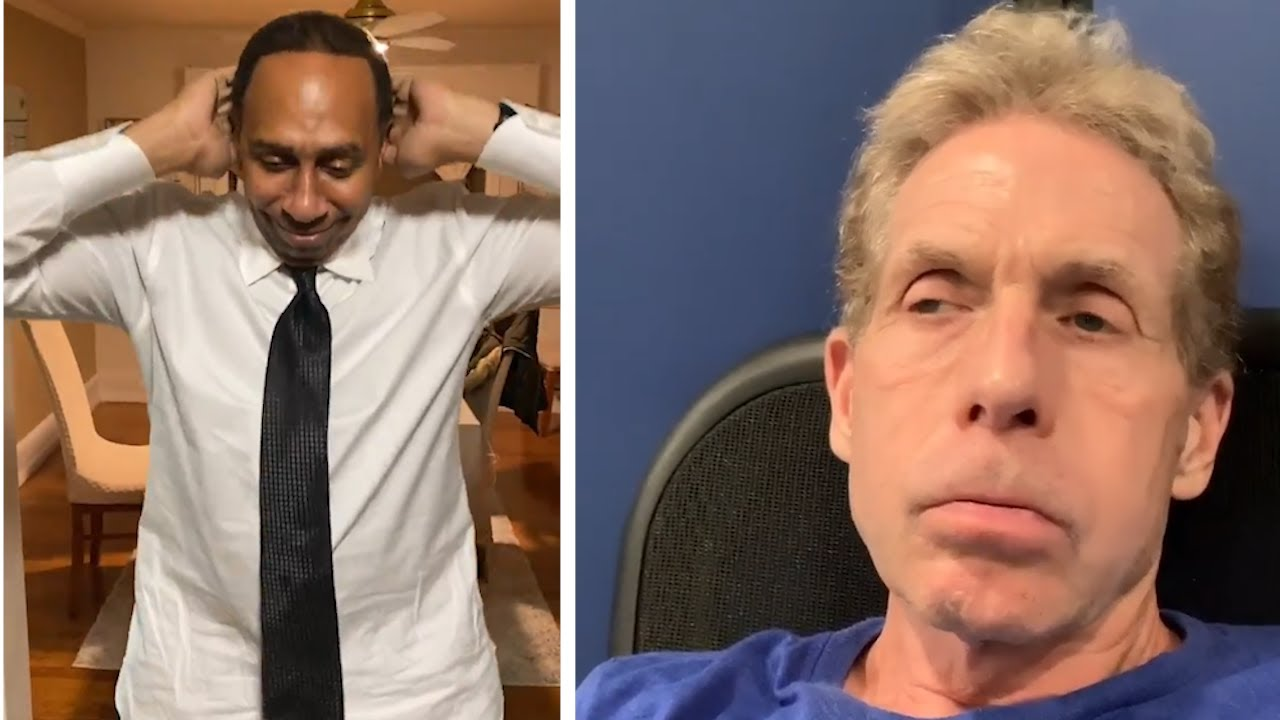 Stephen A Smith & Skip Bayless React To Dallas Cowboys Getting Blown Out By Cardinals MNF