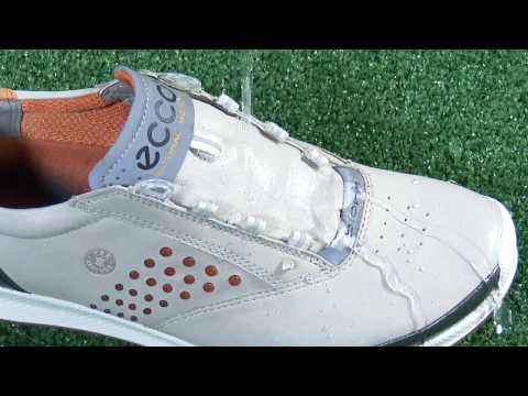 ECCO- Waterproofing technology