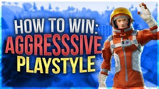 HOW TO WIN | Aggressive Tips and Tricks (Fortnite Battle Royale)